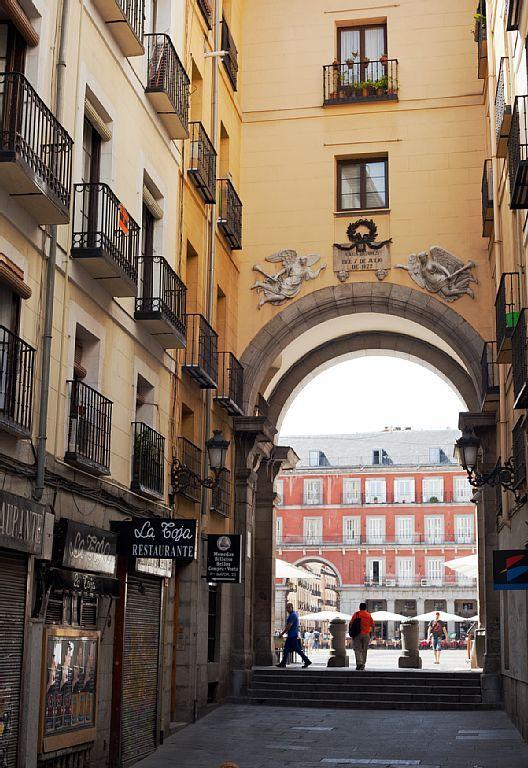 Madrid Centro Spain