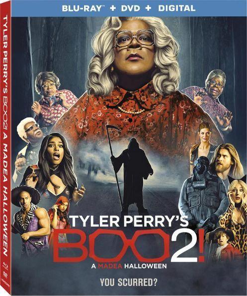 ϕFreeϕ#HDϕ Watch! Tyler Perry's Boo 2! A Madea Halloween (2017) Movie Online Free Streaming ※1080p※