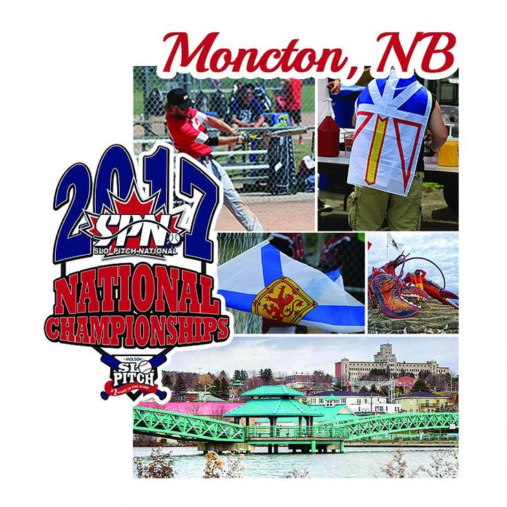 #HEYMONCTON Good luck to all teams from across Canada partcipating in the 2017 SPN National Championship tournaments in Moncton NB. Mens C Mens E Womens C Coed D Safe travels to all and have a wonderful weekend. . Big shout out to the organizers volunteers and umpires!! . Use #spnnationals2017 to share your posts on Facebook Instagram and Twitter #canada150 . Participating Teams . . Bombers Coed D Eastern Passaage NS Comin' In Hot Coed D St. John's NFL Fear Factor Coed D Saumarez NB…