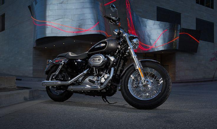 2014 Sportster® 1200 CustomMotorcycles http://orlandoharley.com/ #OrlandHarley #Harley #Orlando Harley-Davidson®
