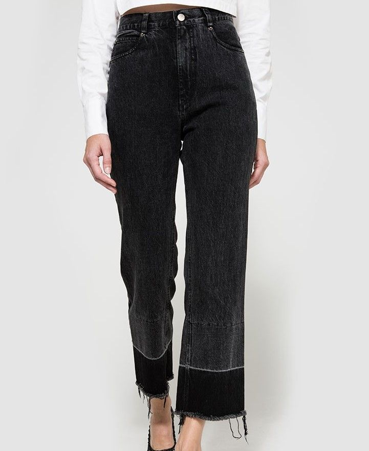 Rachel Comey Slim Legion Pant Washed Black