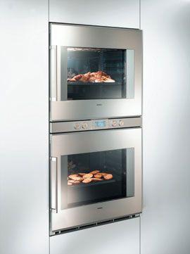 Gaggenau Double Wall Oven W Right Hinge