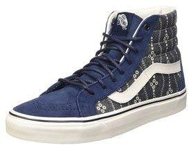 Vans Womens Sk8-hi Slim Low Top Lace Up Fashion Sneaker.
