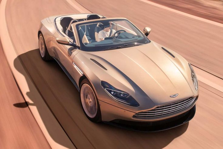 The iconic British Sports Car Maker, has unveiled the new 2018 Aston Martin DB11 Volante. Get details, images, price and more