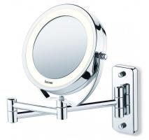 Aus unserer Top10 Wellness - Platz 5: beurer BS 59 Beleuchteter Kosmetikspiegel