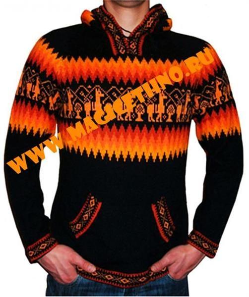 Женские свитера из шерсти ламы