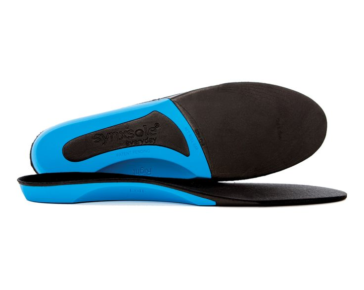 The everyday orthotic solution to help fix your pain!