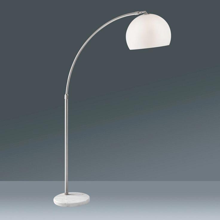 Stehleuchte Scarlett, max. 60 Watt Jetzt bestellen unter: https://moebel.ladendirekt.de/lampen/stehlampen/standleuchten/?uid=3ede6c20-3521-5299-99e4-2c4a24cc35de&utm_source=pinterest&utm_medium=pin&utm_campaign=boards #stehlampen #leuchten #lampen