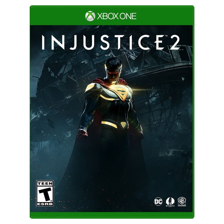 Injustice 2 (Xbox One), Video Games