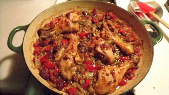 Mediterranean Chicken Ragout-Eat on Purpose Recipe