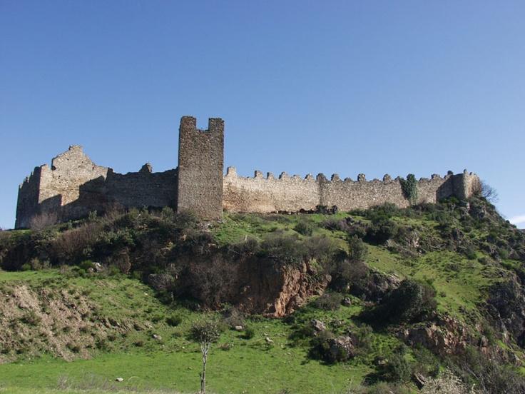 Castillo de Cornatel. León
