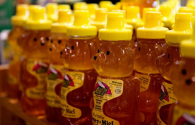 Most honey on US store shelves isn't real honey -- it's high fructose corn syrup with flavorings and its imported from China.  You can learn how to tell the difference between real, naturally healthy honey and the cheap stuff that will lead to diabetes and other terrible health conditions.