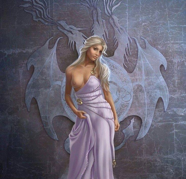 Warriors Fire And Ice Episode 4: Image 1430889: A_Song_of_Ice_and_Fire Daenerys_Targaryen