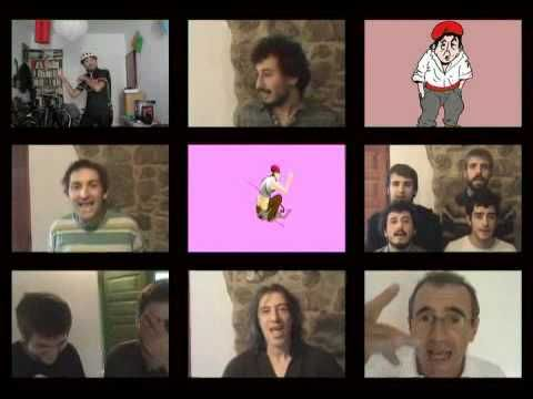 TV3 - El caganer - La nadala de TV3