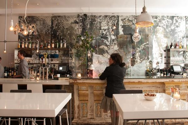 ABC Kitchen Design in NYC New York City Chef and Kluger Bar