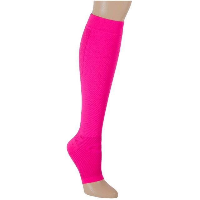 The FS6+ Compression Leg Sleeves are perfect for ladies who love fashion and color. They help with plantar fasciitis, shin splints, leg cramping or achilles tendonitis.