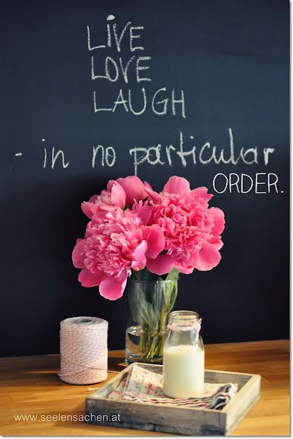 Happy Monday Everyone! Hope you ALL had a wonderful Thanksgiving Holiday! Live Love Laugh- in no particular Order! :)