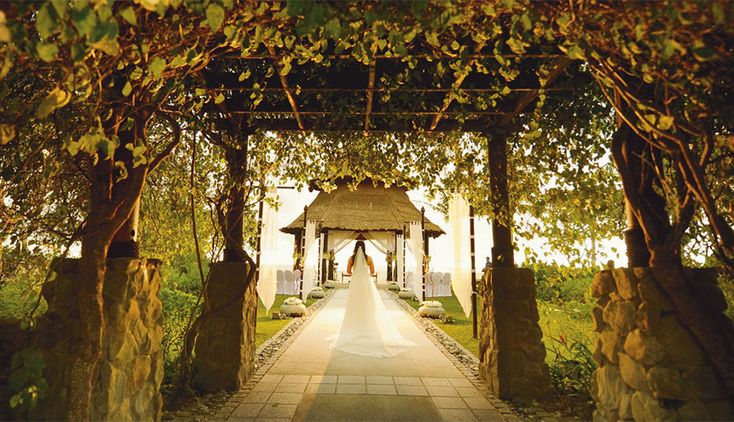 Shangri-La's Rasa Ria Resort & Spa | Great Destination Weddings