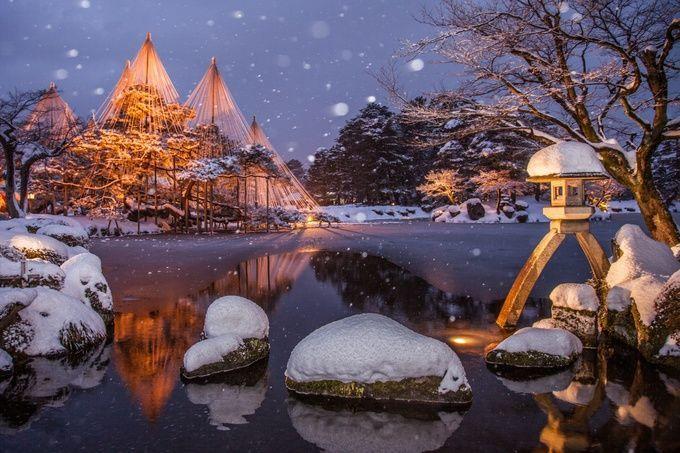 冬の金沢に行こう!この冬に行きたいおすすめ金沢観光スポット6選