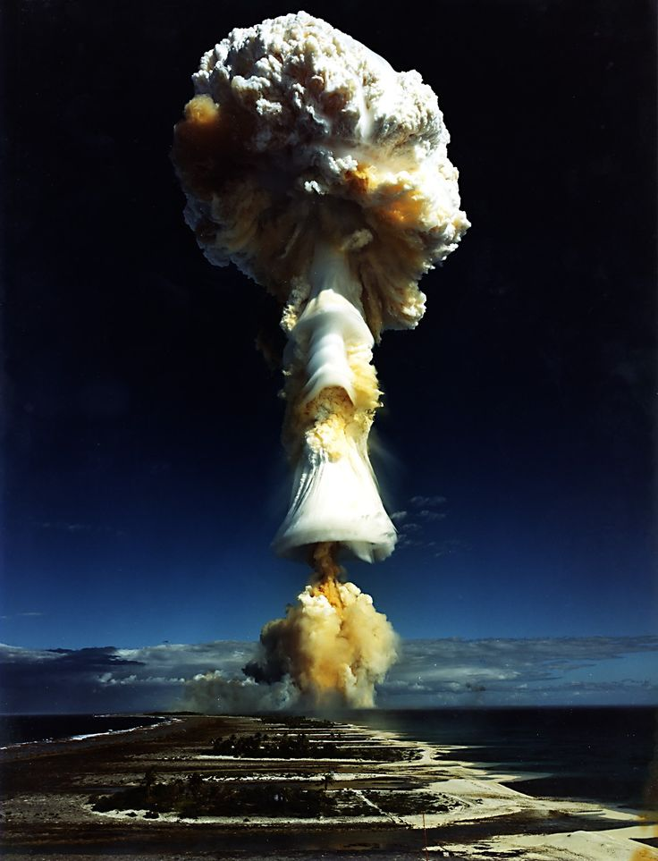 Canopus (also Opération Canopus in French) was the code name for France's first two-stage thermonuclear test, conducted on August 24, 1968 at Fangataufa atoll.