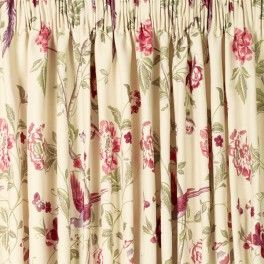 Laura Ashley: Red Summer Palace Cranberry