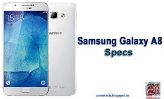 Samsung galaxy A8 dual SIM Specs and features (Coming soon)  http://zorsetech.blogspot.com/2015/08/samsung-galaxy-a8-dual-sim-specs-and.html