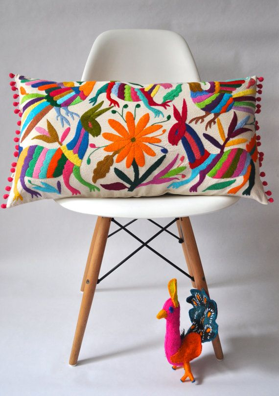 OTOMI PILLOW COVER Pink Ready to Ship Free Shipping por YucuNinu