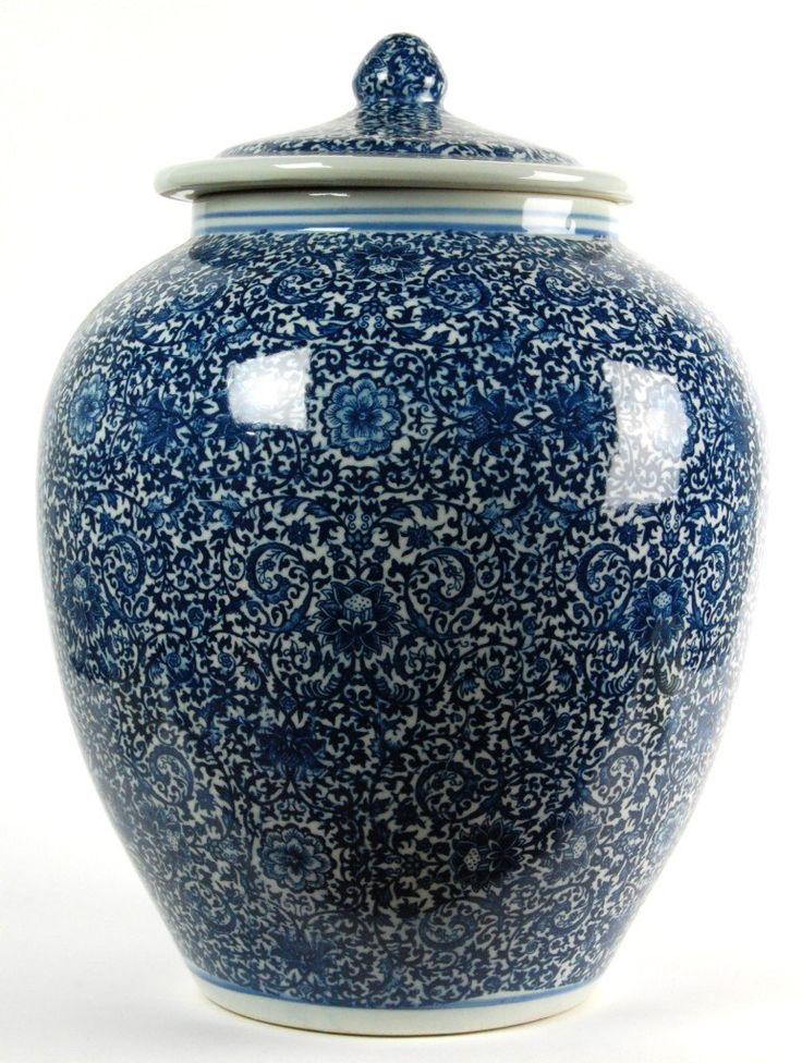 246 Best Jars Jinger Images On Pinterest Porcelain Ginger Jars And Chinese