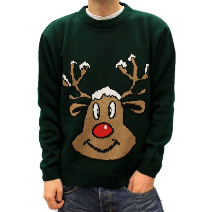 Renifer na #świąteczne dni pasuje idealnie. Dodatkowo jest #dostępny w dwóch kolorach. Można dopasować #prezent dla #każdego. http://swetryswiateczne.pl/pl/