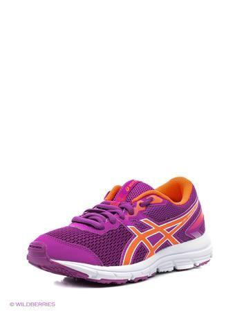 ASICS Спортивная обувь GEL-ZARACA 5 GS  — 3590р. --------------- Детские беговые кроссовки, легкие словно пушинка, - отличный вариант для спортплощадки, школы и встреч с друзьями. Невероятно легкие детские кроссовки GEL-ZARACA 5 дарят ребенку возможность быть настолько активным, насколько ему этого хочется. Подчеркнут минималистский дизайн, сочетается с низким профилем и амортизацией для естественного бега. Серия гибкой обуви ZARACA выдержала испытание временем.  Естественные движения ног в…