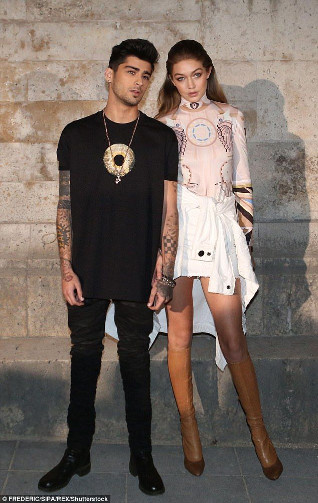 His anxiousness issues have recommended he has still not performed are in Britain since releasing his single music career. And now Zayn Malik, 24, has hinted that he's still fighting with each other the problem in a fresh behind the exhibits training video at his Vogue cover blast. The ex girl or boyfriend One Course heart-throb recently landed the desired slot machine game on leading of the US fashion bible alongside his supermodel spouse Gigi Hadid, 22. Scroll down for training video…