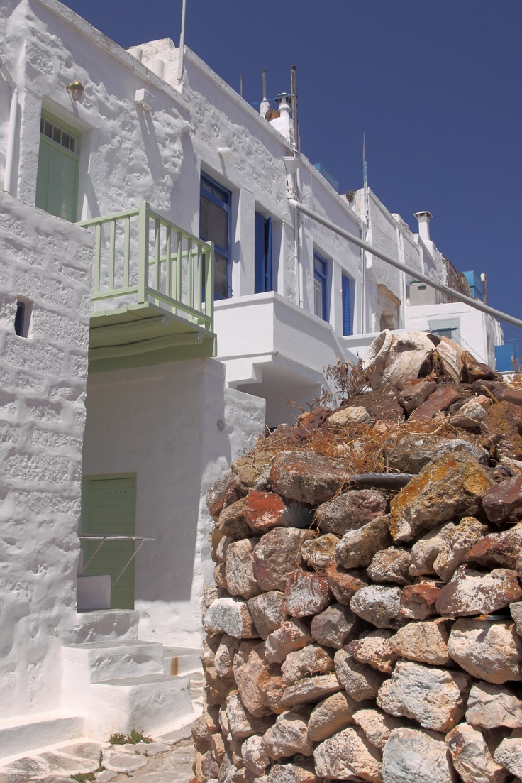 Kimolos Cyclades Island