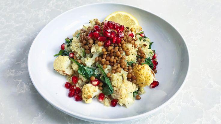 Quinoa Risotto Recipe  #vegan #veganrecipe #vegandinner #veganrisotto #risotto #veganfood #veganfoodshare #recipeshare #veganblog #sproutmarket #plantbasedcooking