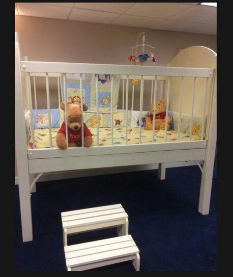 Adult baby crib you
