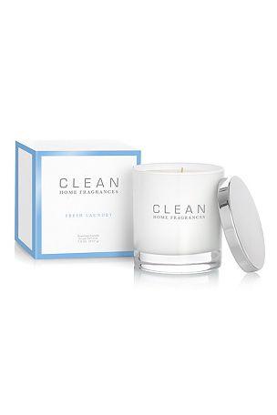 Clean Home Fragrances Fresh Laundry Candle Doftljus