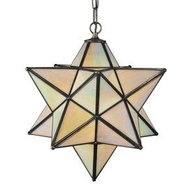 meyda tiffany moravian star 18in w mahogany bronze stained glass hardwired standard pendant light