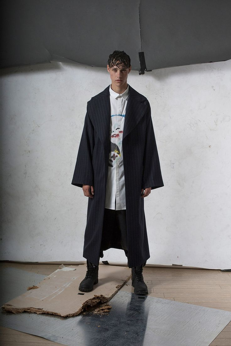 Icosae SS16 Menswear collection