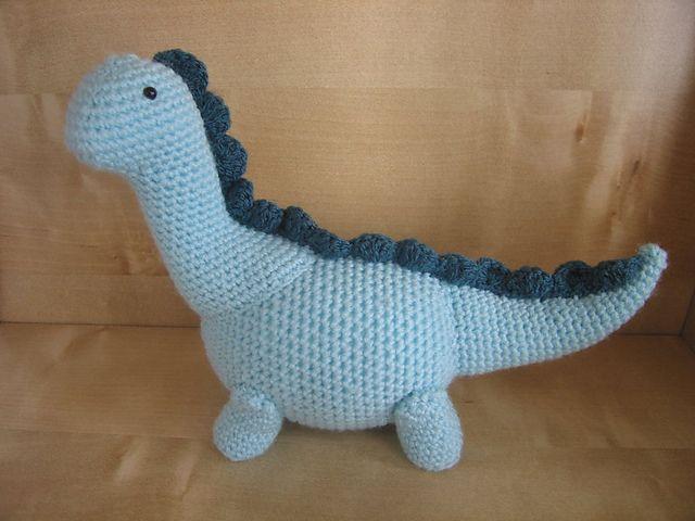 Ravelry: Poolvos' Dinosaur