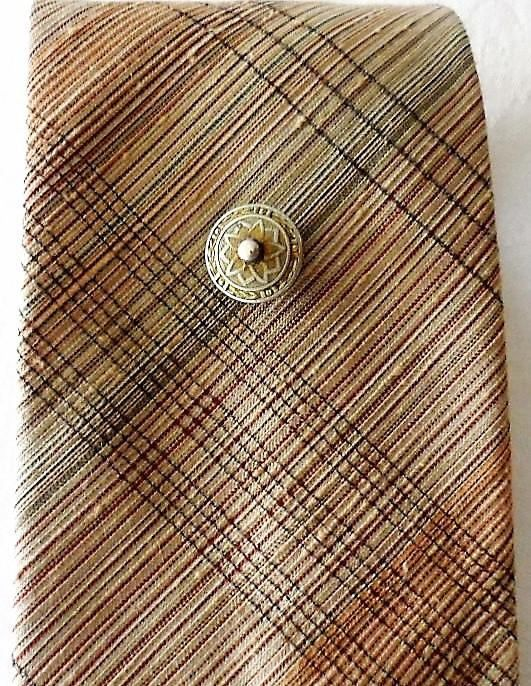 1970's Vintage New/Never Worn/ Trevira Luxira Tie/100