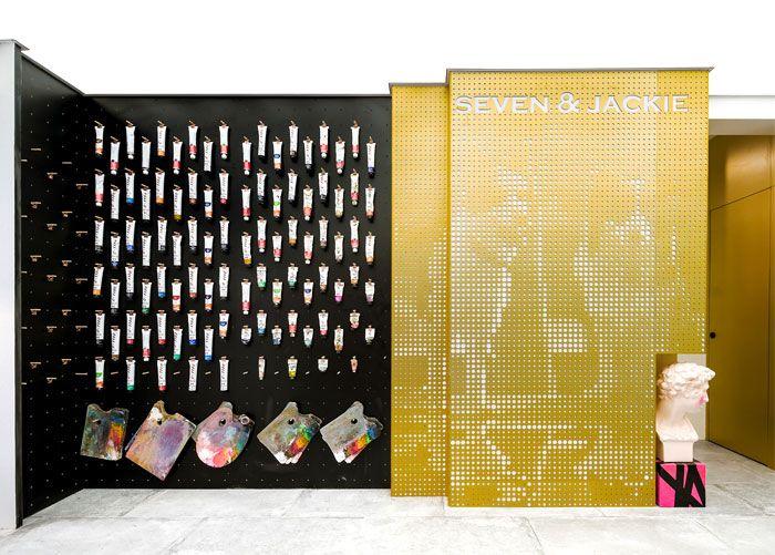 Art Studio Space By Topos Design Innenarchitekt Haus Boden Deko Ideen
