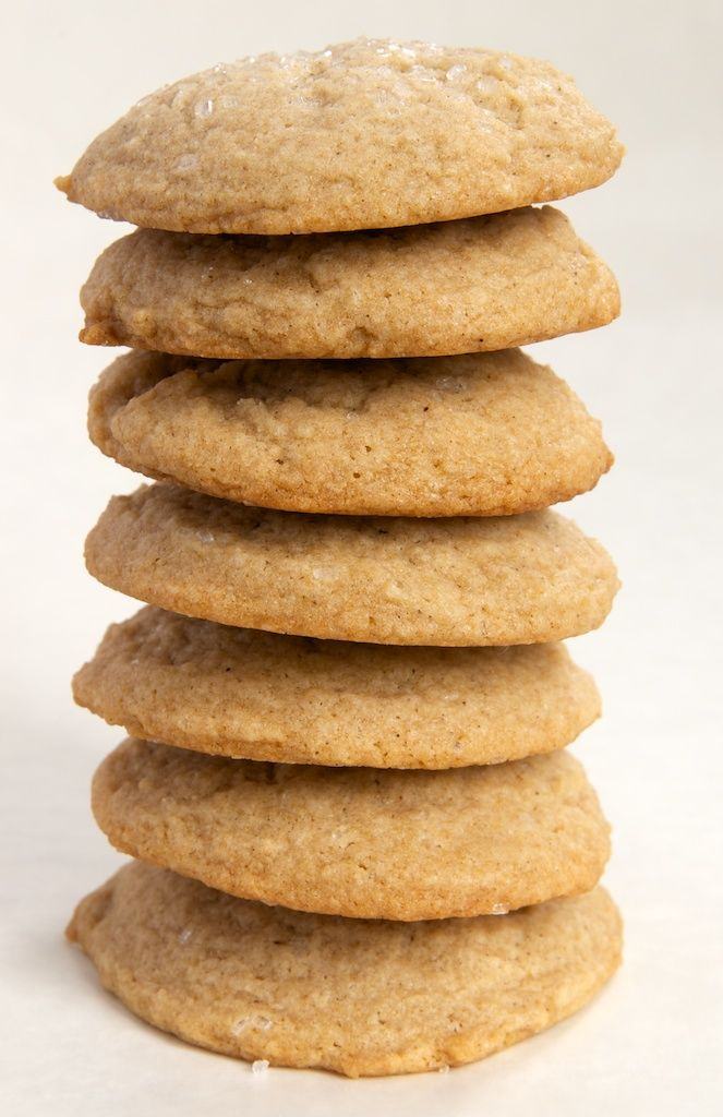 A delicious blend of spices turns ordinary sugar cookies into these delightful Sugar and Spice Cookies. - Bake or Break