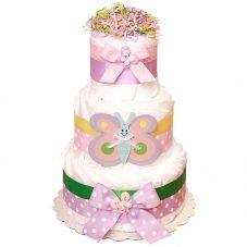 Renkli doğum hediyesi. Aynı gün hastaneye teslim bebek doğum hediyesi www.bezpastaci.com da