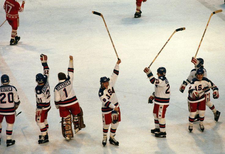 1980 U.S. Olympic Hockey Team, Miracle on Ice
