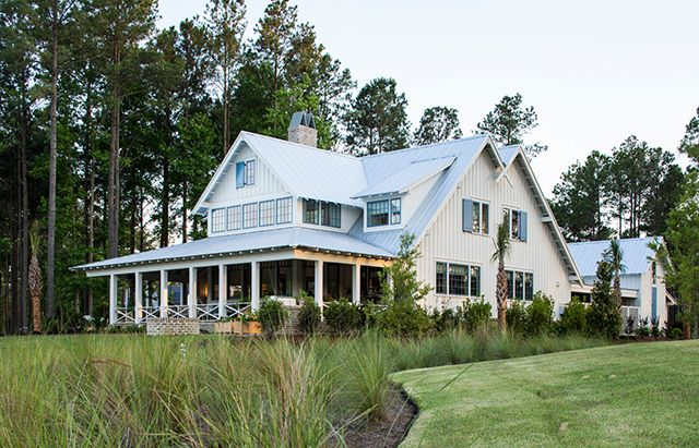 Visit Our 2014 Idea House May River House Plan 1860
