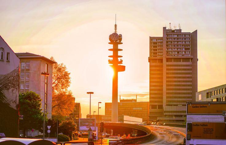 VW Tower Hannover von hefe