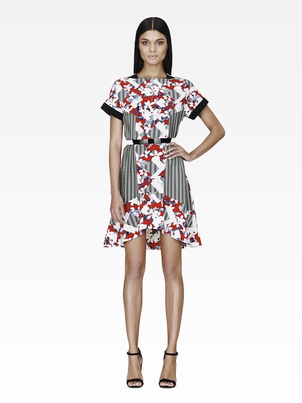 Pattern perfect. Shop Peter Pilotto for Target starting February 9.