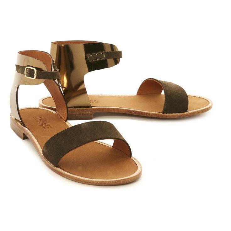 Sandales Cuir Daim Bali-product