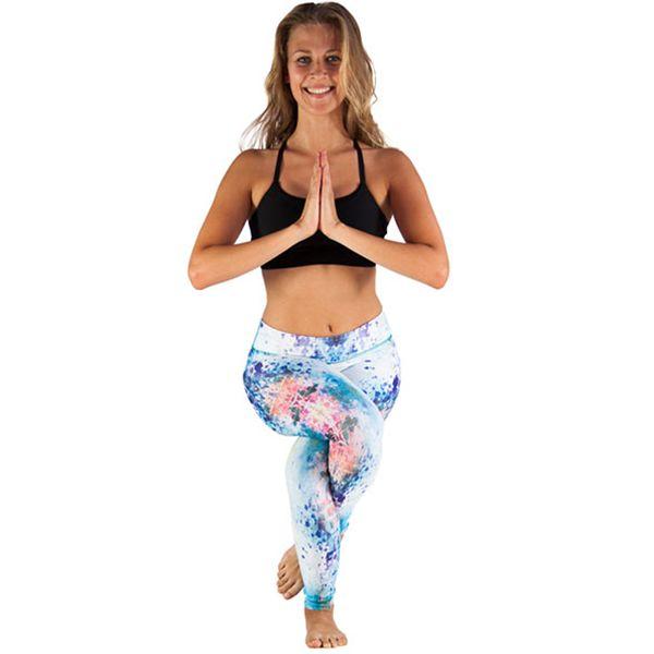 Yoga Pants Damen Crazy Drop günstig kaufen