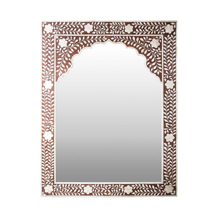 Espelho Flora Ethnic :: Theodora Home
