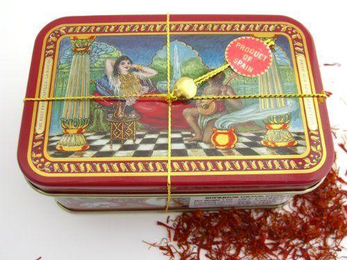 Pure Spanish Saffron - 1oz | Supermarket Italy